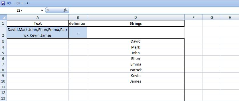 Excel, Formulas, Sample1, Step6, Hide Columns C and E