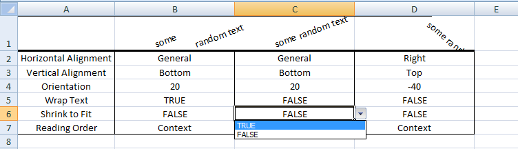Excel VBA, Change Shrink to Fit