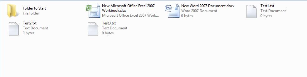 Excel, VBA, Open FIle DialogMultiple File Types in Folder