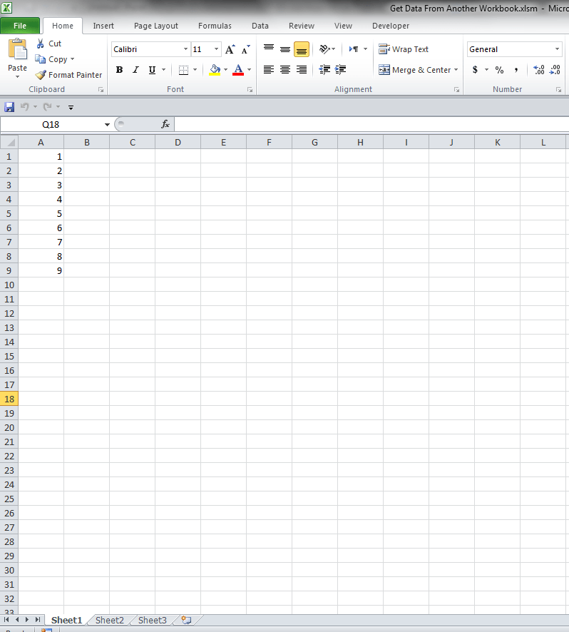 Result Excel, Automation