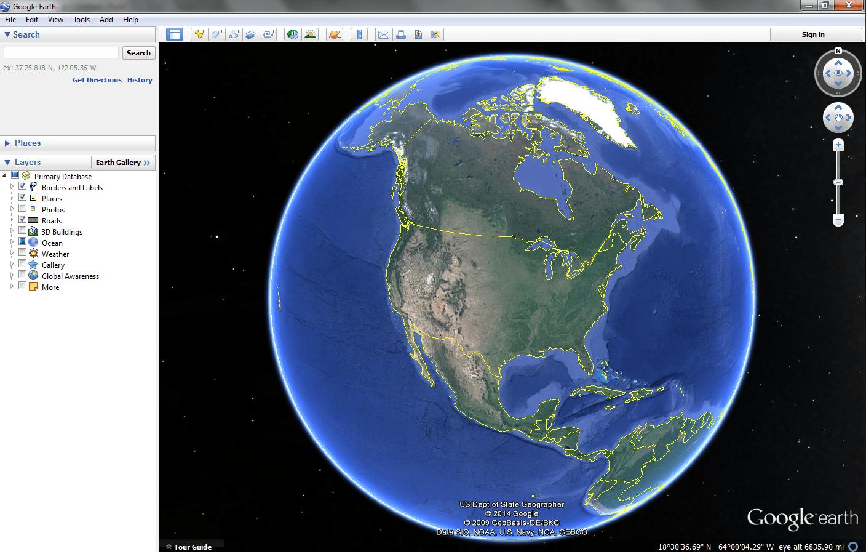 Как сделать фото на гугл земля