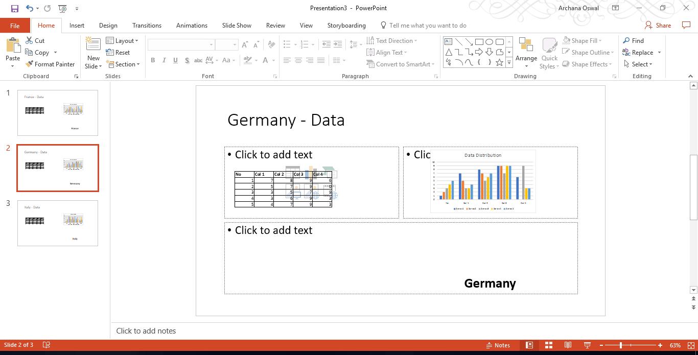 Excel vba powerpoint screenupdating