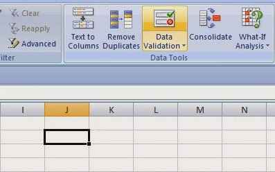 Excel VBA Drop Down Lists Using Data Validation - VBA and VB