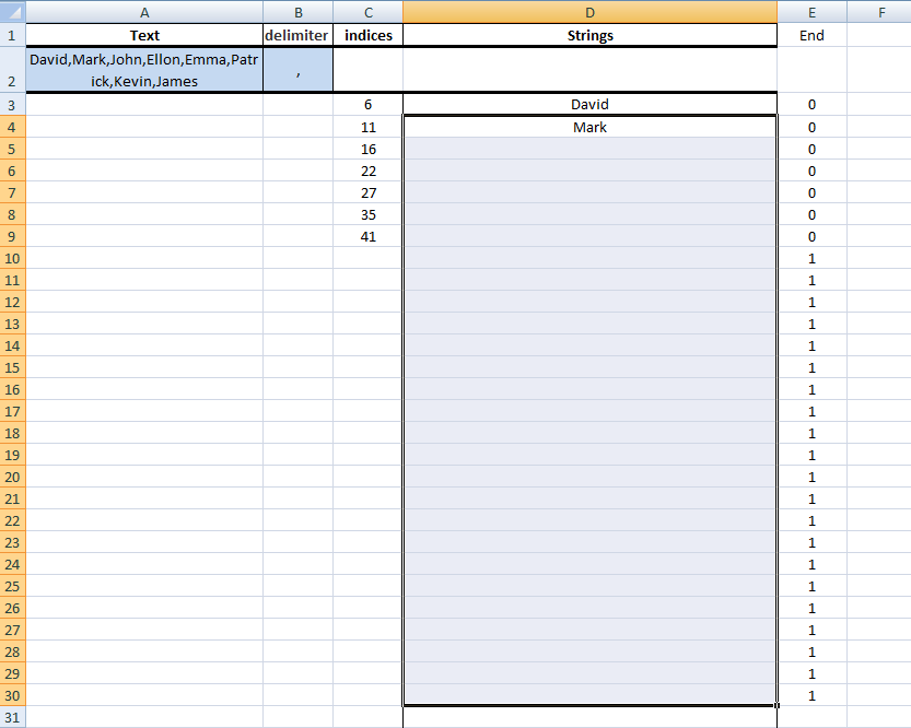 Excel, Formulas, Sample1, Step5,Copy_Drag