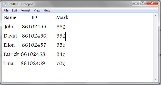 Excel VBA, Text File to Columns - VBA and VB Net Tutorials