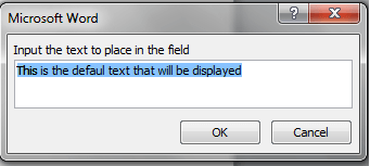 Fill In Dialog 2