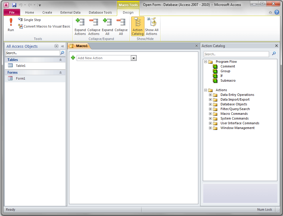Open Form When Database is Opened, Access - VBA and VB Net Tutorials