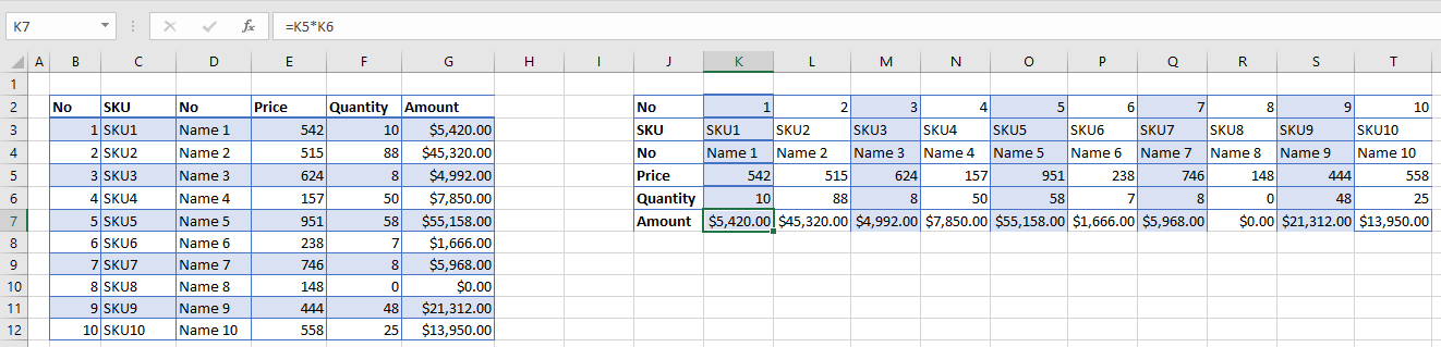 Excel VBA Paste: A Million Ways to Paste from Point A to
