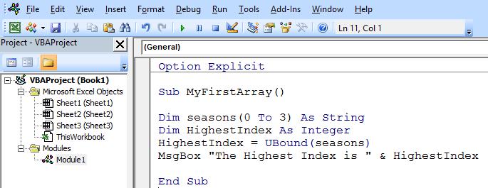 ubound example 1 code